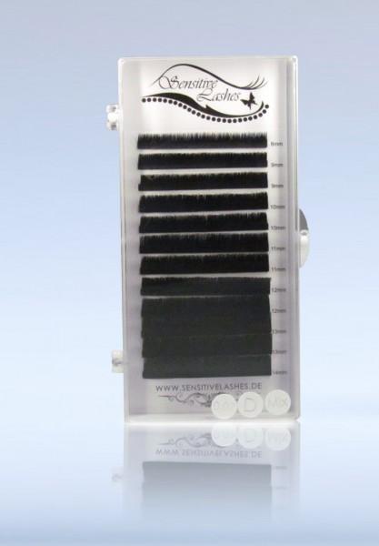 Easy Volume Lashes D-Curl 0,07 (mixed Box)